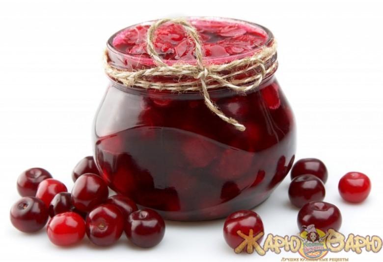 Джем из вишни рецепт