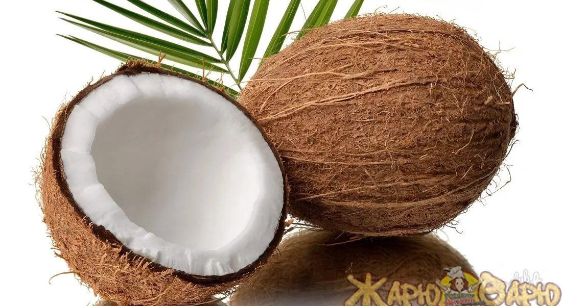 Как почистить кокос и приготовить кокосовое молоко и стружку