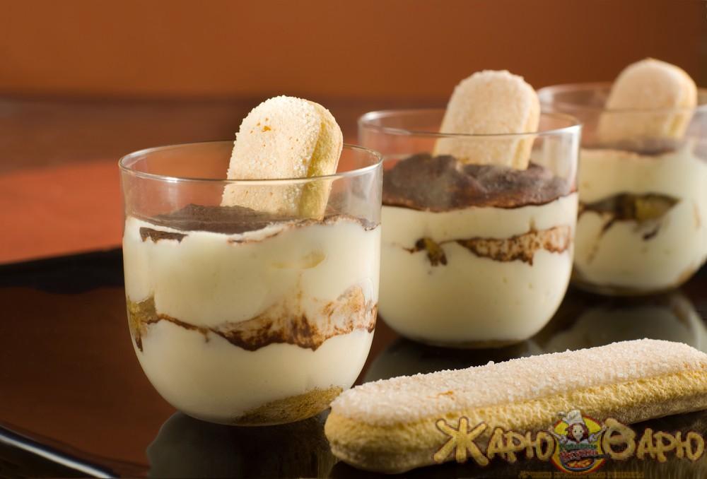 Печенье для тирамису (савоярди)