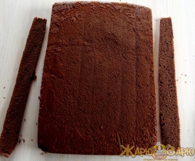 Торт Миньоны пошаговый рецепт с фото